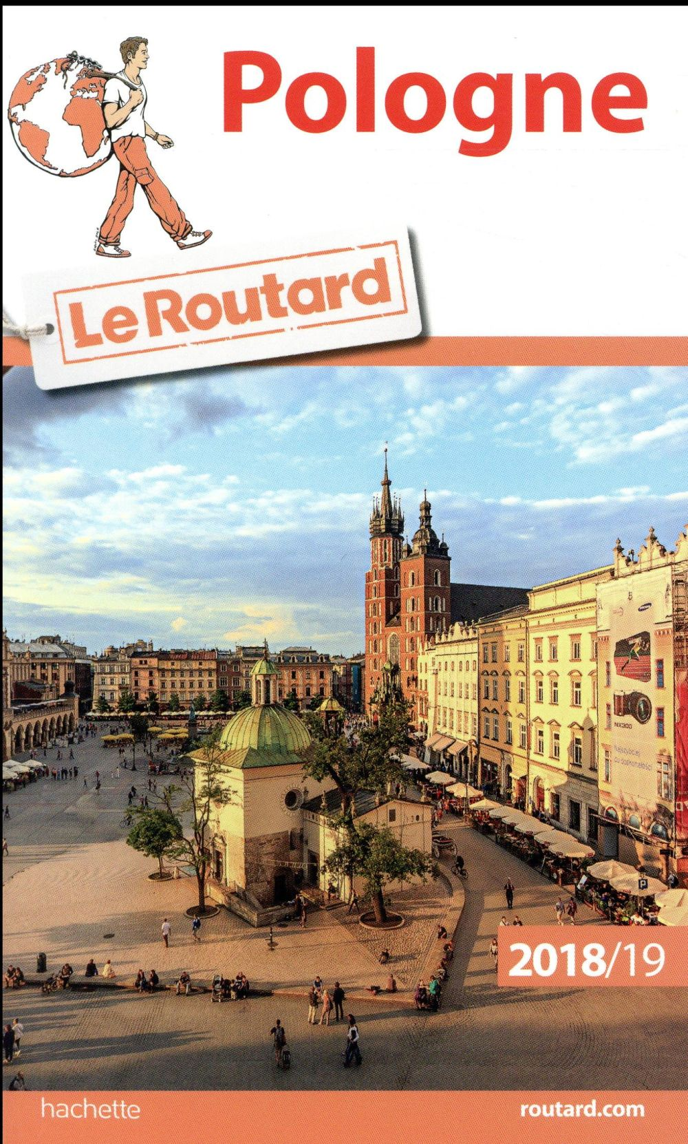 GUIDE DU ROUTARD POLOGNE 201819